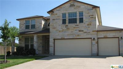 Killeen Single Family Home For Sale: 4800 Old Homestead