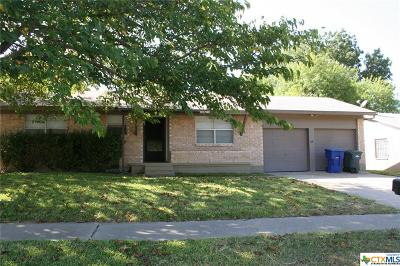 Copperas Cove Single Family Home For Sale: 514 Allen Street