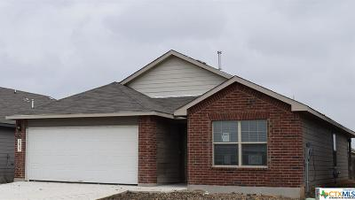 New Braunfels Single Family Home For Sale: 2617 McCrae