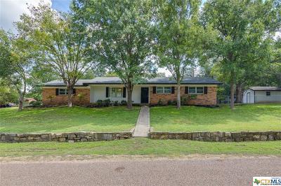 Salado TX Single Family Home For Sale: $189,000