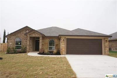 Killeen Single Family Home For Sale: 6708 Catherine Drive