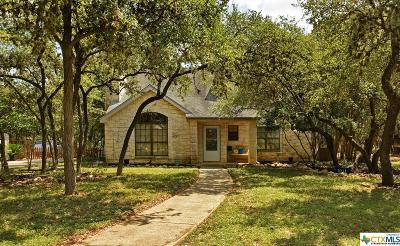 San Marcos Single Family Home For Sale: 1011 Franklin