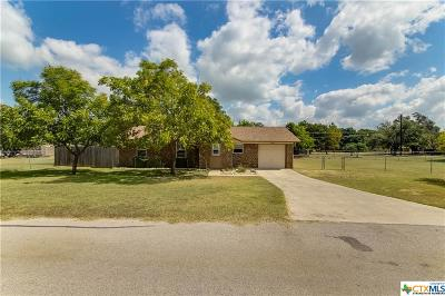 Harker Heights Single Family Home For Sale: 4209 Broken Arrow