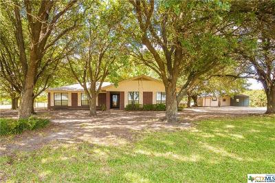 Burlington TX Single Family Home For Sale: $190,000