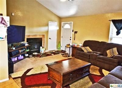 Copperas Cove Single Family Home For Sale: 312 Halter Drive