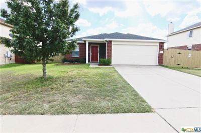 Killeen Single Family Home For Sale: 700 Taurus