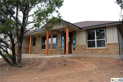 Canyon Lake Single Family Home For Sale: 345 Bogi Street