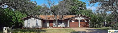 Harker Heights Rental For Rent: 1906 Forest Hills
