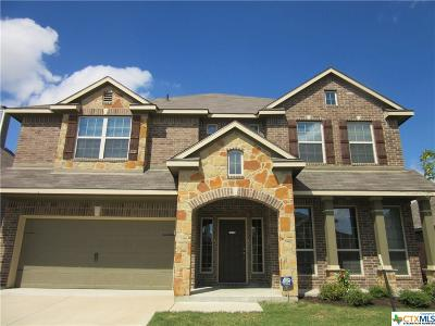 Killeen Single Family Home For Sale: 6501 Nyla Drive