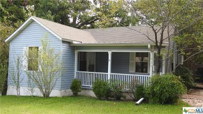 Temple Single Family Home For Sale: 903 1st Street