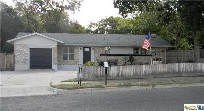 Copperas Cove Single Family Home For Sale: 403 Williams Street