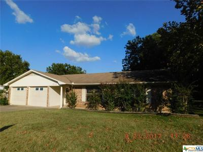 Temple Single Family Home For Sale: 201 Kasberg Drive