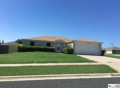 Killeen Single Family Home For Sale: 508 Eric Drive