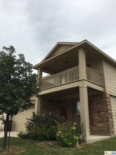 Killeen Single Family Home For Sale: 5300 Milky Way