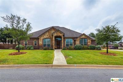 Nolanville Single Family Home For Sale: 2014 Bald Eagle