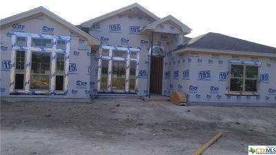 Lampasas Single Family Home Pending Take Backups: 315 Sunrise Hills