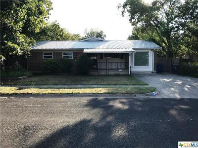 Copperas Cove Single Family Home For Sale: 510 Louise Street