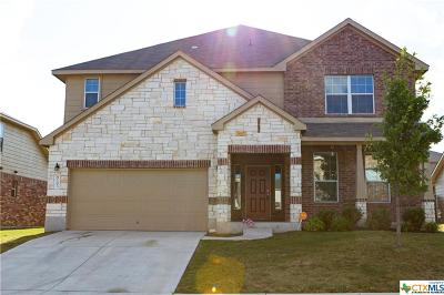 Killeen Single Family Home For Sale: 9103 Dunblane Drive