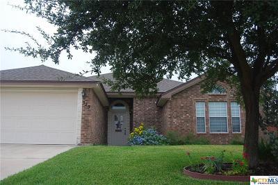 Nolanville Single Family Home For Sale: 323 Sims Ridge