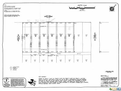 San Marcos Residential Lots & Land For Sale: 1407 Earle