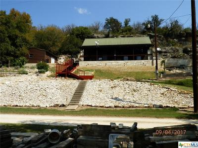 Lampasas Single Family Home For Sale: 1416 River