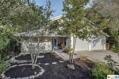 New Braunfels Single Family Home For Sale: 650 Evergreen