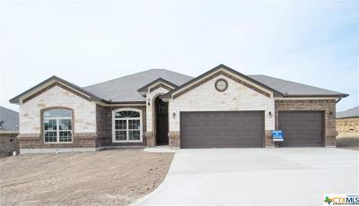 Harker Heights TX Single Family Home For Sale: $264,000