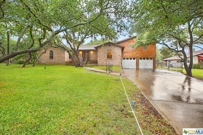 San Antonio Single Family Home For Sale: 611 Butterfly Ridge