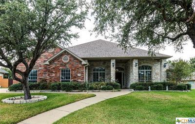 Nolanville Single Family Home For Sale: 3008 Fieldwood Drive