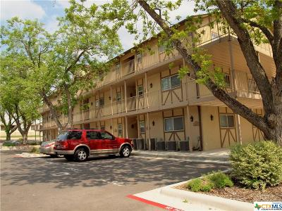 New Braunfels Condo/Townhouse For Sale: 730 Mather Street #J201