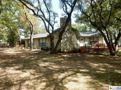 Belton Single Family Home For Sale: 3172 Auction Barn