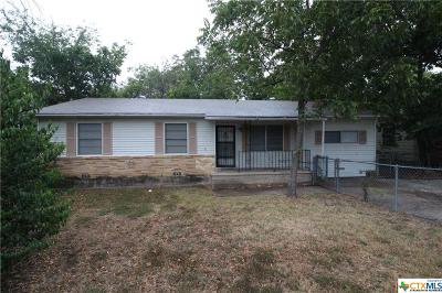 Copperas Cove Single Family Home For Sale: 610 3rd