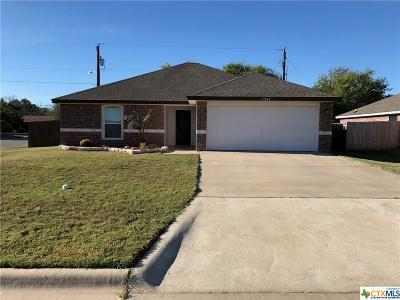 Temple Single Family Home For Sale: 7307 Upland Bend Drive