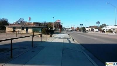 Lampasas Commercial For Sale: 1008 Key