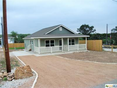 Canyon Lake Single Family Home For Sale: 1609 Mountain View