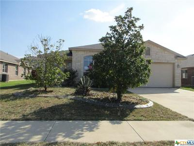 Killeen Single Family Home For Sale: 4706 Sydney Harbour Court