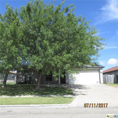 Killeen Single Family Home For Sale: 1403 Saddle