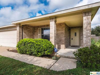 Kyle TX Single Family Home For Sale: $189,900