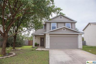 Schertz Single Family Home For Sale: 16515 Royal Horse