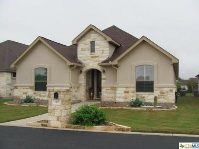 New Braunfels Single Family Home For Sale: 140 Keith Foster