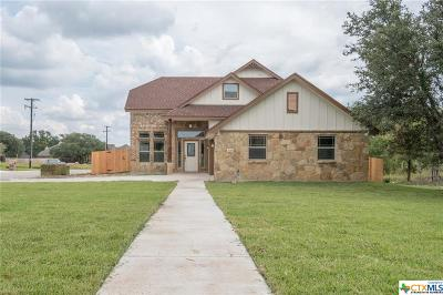 Belton Single Family Home For Sale: 3016 Presidio