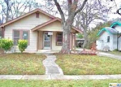 San Antonio Single Family Home For Sale: 113 Hot Wells