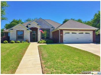 Harker Heights Single Family Home For Sale: 307 Wrought Iron Drive