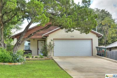 San Marcos TX Single Family Home For Sale: $189,000