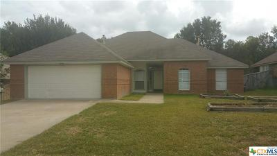 Harker Heights Single Family Home For Sale: 411 Gina Drive