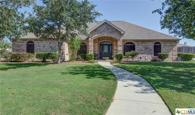 New Braunfels Single Family Home For Sale: 117 Ranch Estates Blvd.