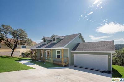 Canyon Lake Single Family Home Pending Take Backups: 830 Kindersley Street
