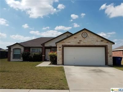 Copperas Cove Single Family Home For Sale: 2207 Mike Drive