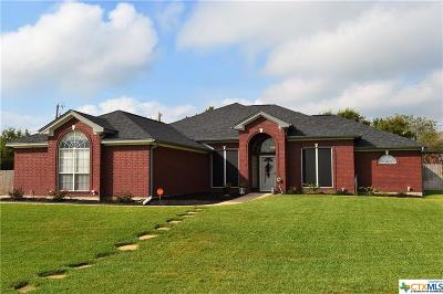 Belton TX Single Family Home Pending w/Option: $229,900