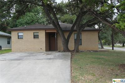 San Marcos Single Family Home For Sale: 1500 Earle